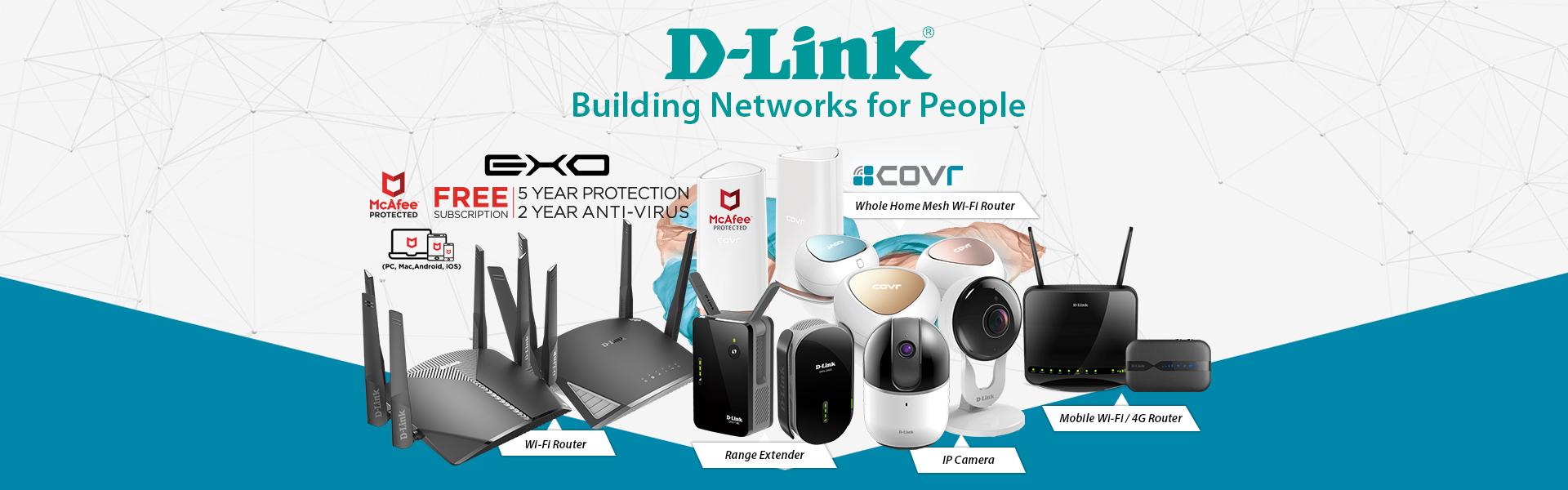 Web eBanner Advancenet (D-Link)
